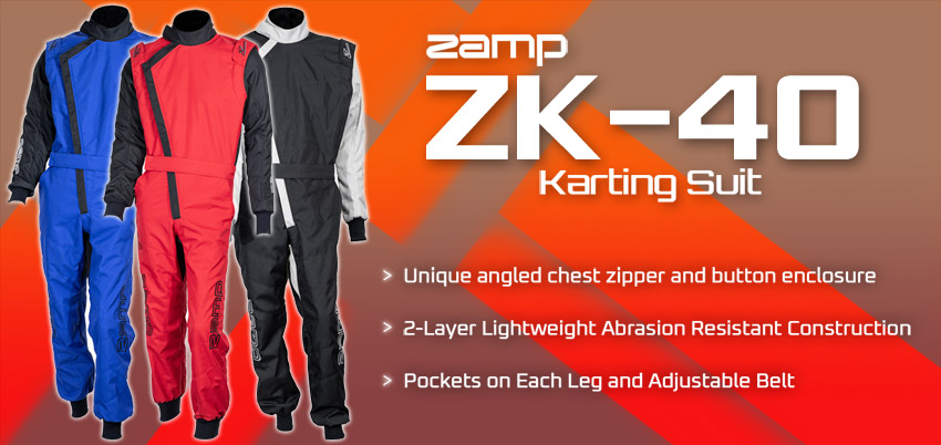 ZK-40 Karting Suit