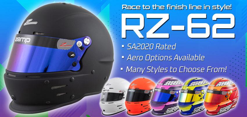 Zamp RZ-62 Helmet