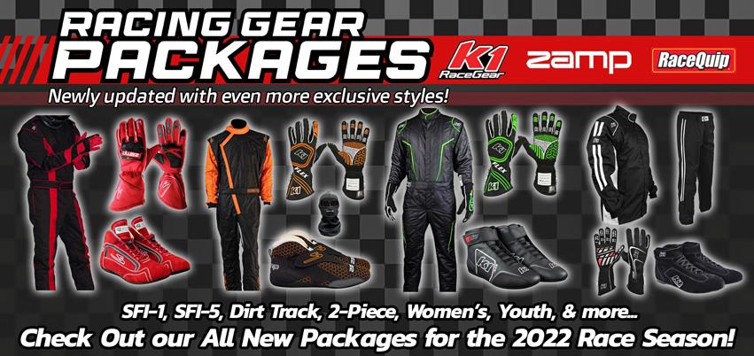 Racing Gear Packages
