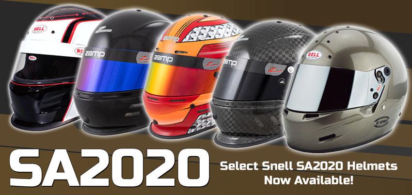 SA2020 Helmets